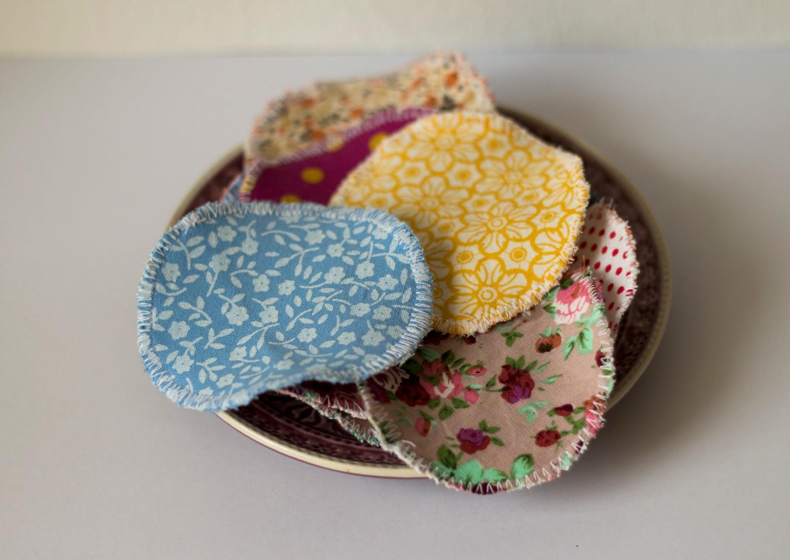 Diy Waschbare Abschminkpads Handmade Kultur