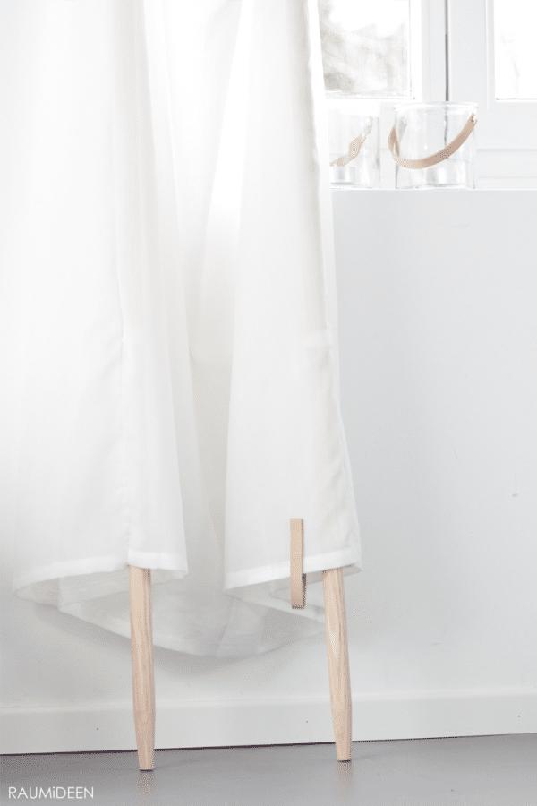 Ein mobiler Vorhang
