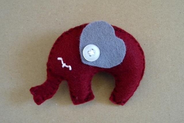 Elefantenmobile für Babys - HANDMADE Kultur