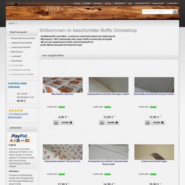 kreativblog beschichtete stoffe baumwolle und leinen. Black Bedroom Furniture Sets. Home Design Ideas
