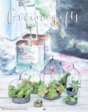 Mini-Volieren aus Teelichthülsen und Blechdeckeln