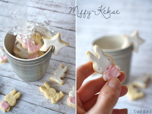 Miffy-Kekse mit Rezept