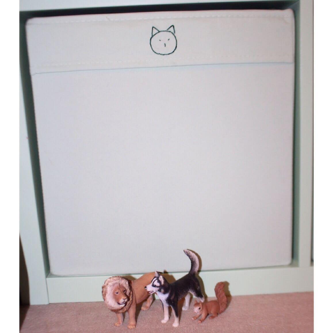 pimp your ikea dr na box handmade kultur. Black Bedroom Furniture Sets. Home Design Ideas