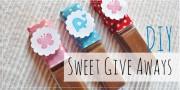 Süße Kleinigkeiten für die Kaffee-Tafel