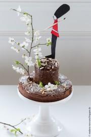Schokolanden-Mandel-Kuchen