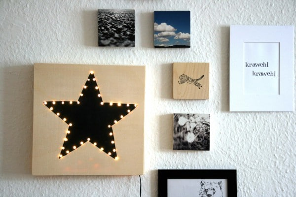 Stern-Lampe