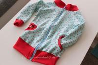 Tutorial: So näht man sich aus einem Pulloverschnittmuster eine Jacke