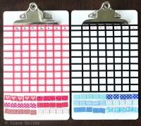 Magnet Whiteboard Klemmbretter für die Aufgaben der Kinder - DIY Tutorial