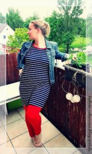neues Shirt + Leggings