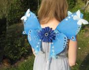 Märchenhafte Elfenflügel