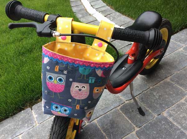 Lenkertasche für Kinderfahrrad