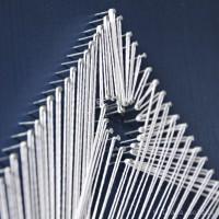 String Art Haus