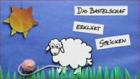 Stricken lernen - mit Videos vom Schäfchen!