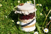 Backmischung zum Selbermachen: Cranberry-Cookies