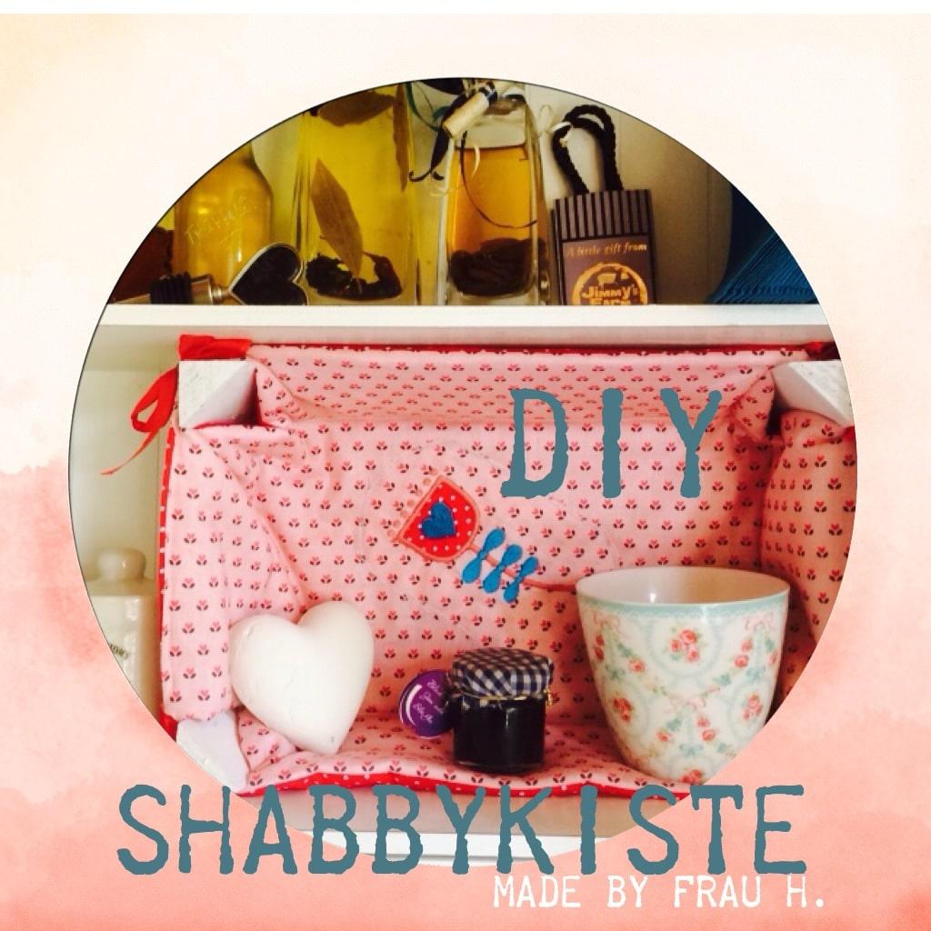diy shabbykiste handmade kultur. Black Bedroom Furniture Sets. Home Design Ideas