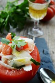 Spargel-Tomaten-Salat mit Feta von den [Foodistas]