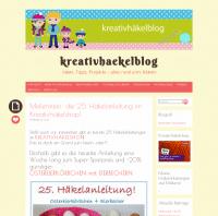 kreativhaekelblog | Ideen, Tipps, Projekte – alles rund um's Häkeln
