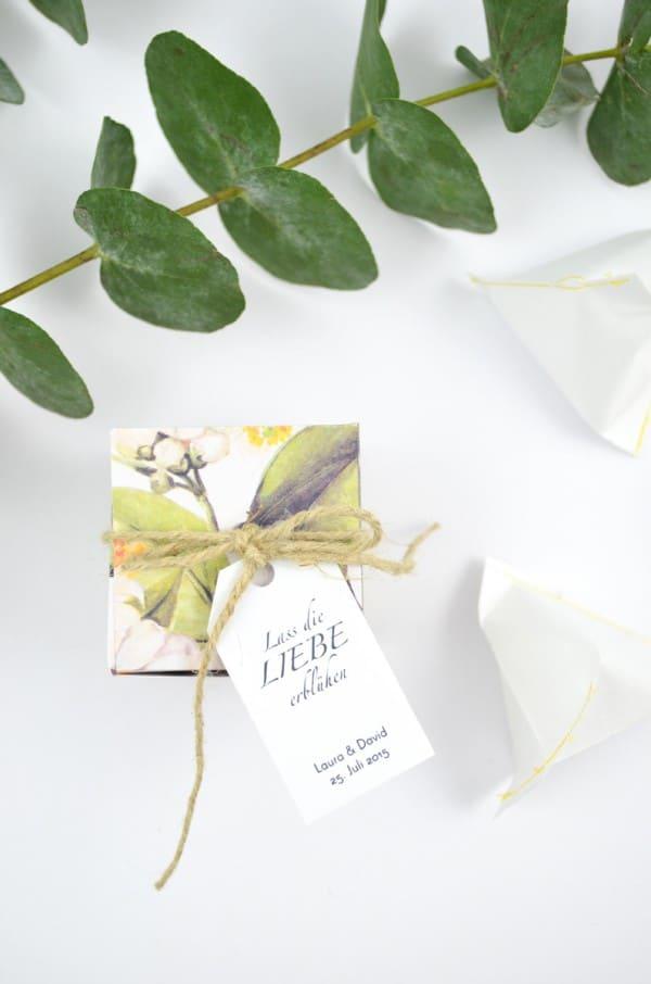 Lasst die Liebe Erblühen: DIY Gastgeschenk