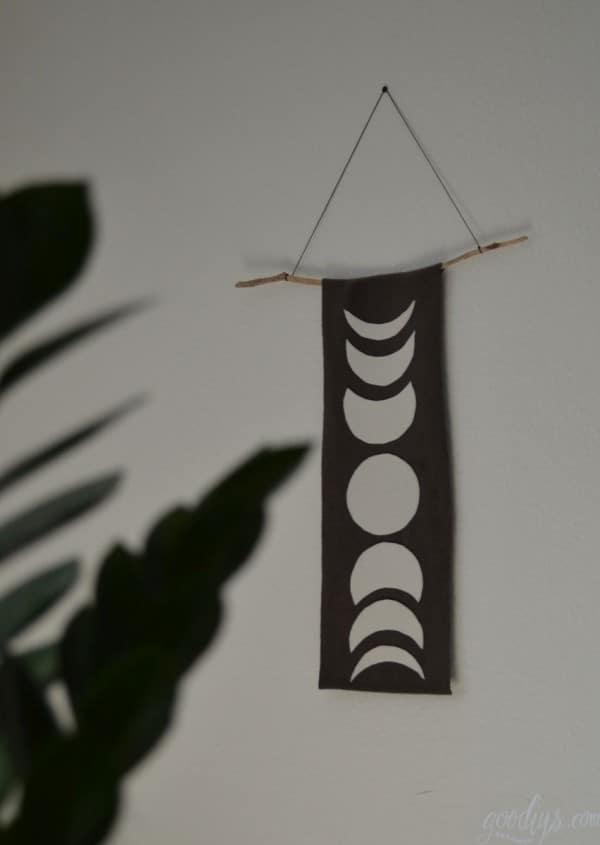 Mond-Banner