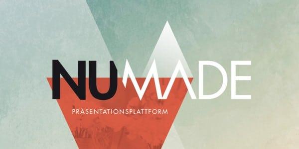 NUMADE: Neue Online-Präsentationsplattform geht an den Start!