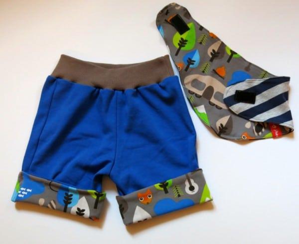 Sommer Shorts für Kinder
