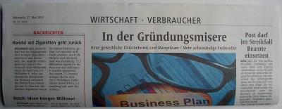 Zeitungsgarna