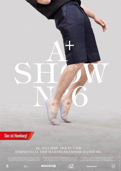 A+ Show - Die Modenschau der Nachwuchsdesigner