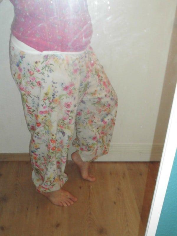 Meine Sarihose :-)
