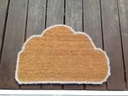 Persönliche Fußmatte - für mich eine Wolke