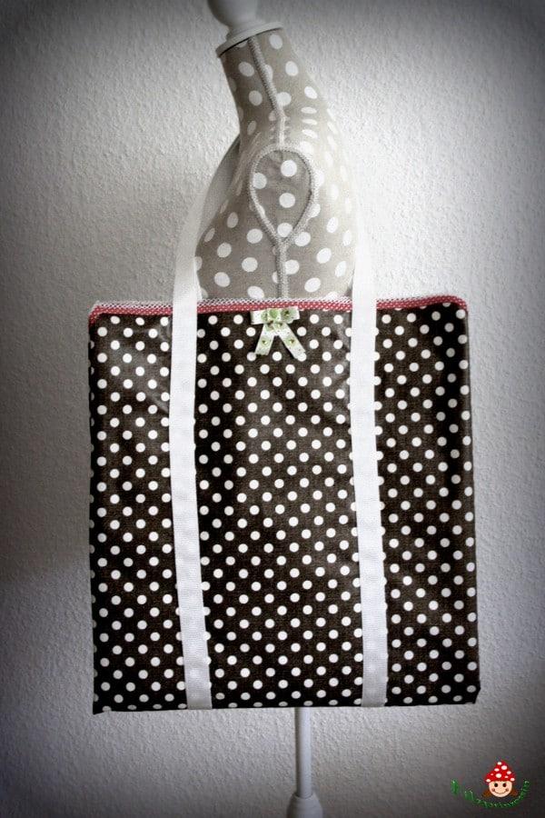 Picknick(-Decken-)Tasche - HANDMADE Kultur