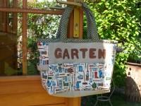 Tasche für Gartenfans