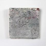 Abstraktes Gemälde auf Leinwand