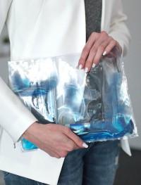 DIY Gel gefüllte Clutch von Tobeyoutiful