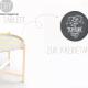 DIY // Vom Tablett zur Kreidetafel