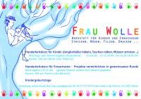 Frau Wolle - Werkstatt für Kinder und Erwachsene
