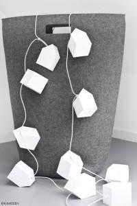 Häuser-Lichterkette für ...