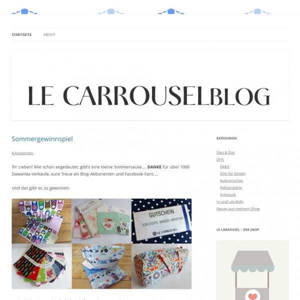 Le Carrouselblog