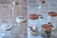 Ikea-Hack: Vorratsgläser pimpen