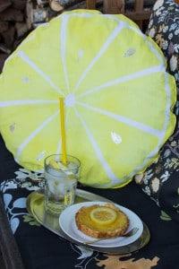 Mit Zitrone gemütlich in den Sommer