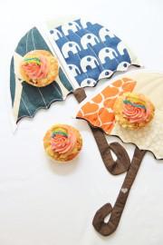 Regenschirm-Topflappen nähen ☂