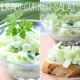 {Rezept} Kohlrabi-Gurken-Salat mit Joghurtdressing