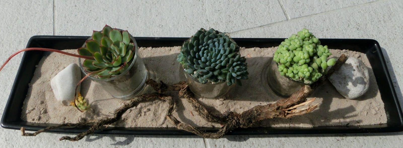 schnelle dekoration f r terrasse oder balkon handmade kultur. Black Bedroom Furniture Sets. Home Design Ideas