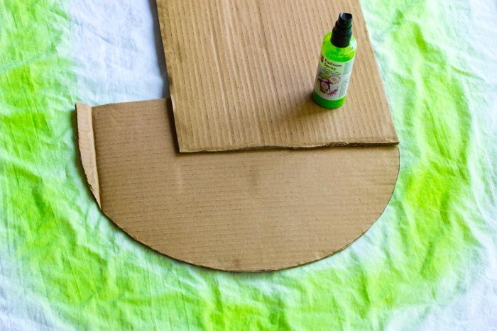 shopper in melonenoptik handmade kultur. Black Bedroom Furniture Sets. Home Design Ideas