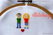 Stitching...