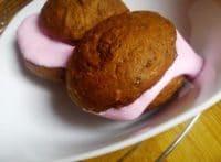 Superschnelle Marshmallow Fluff Cookie-Sandwiches
