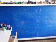 Tafelwand fürs Kinderzimmer