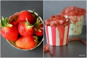 Erdbeer Fruchtleder selbst gemacht