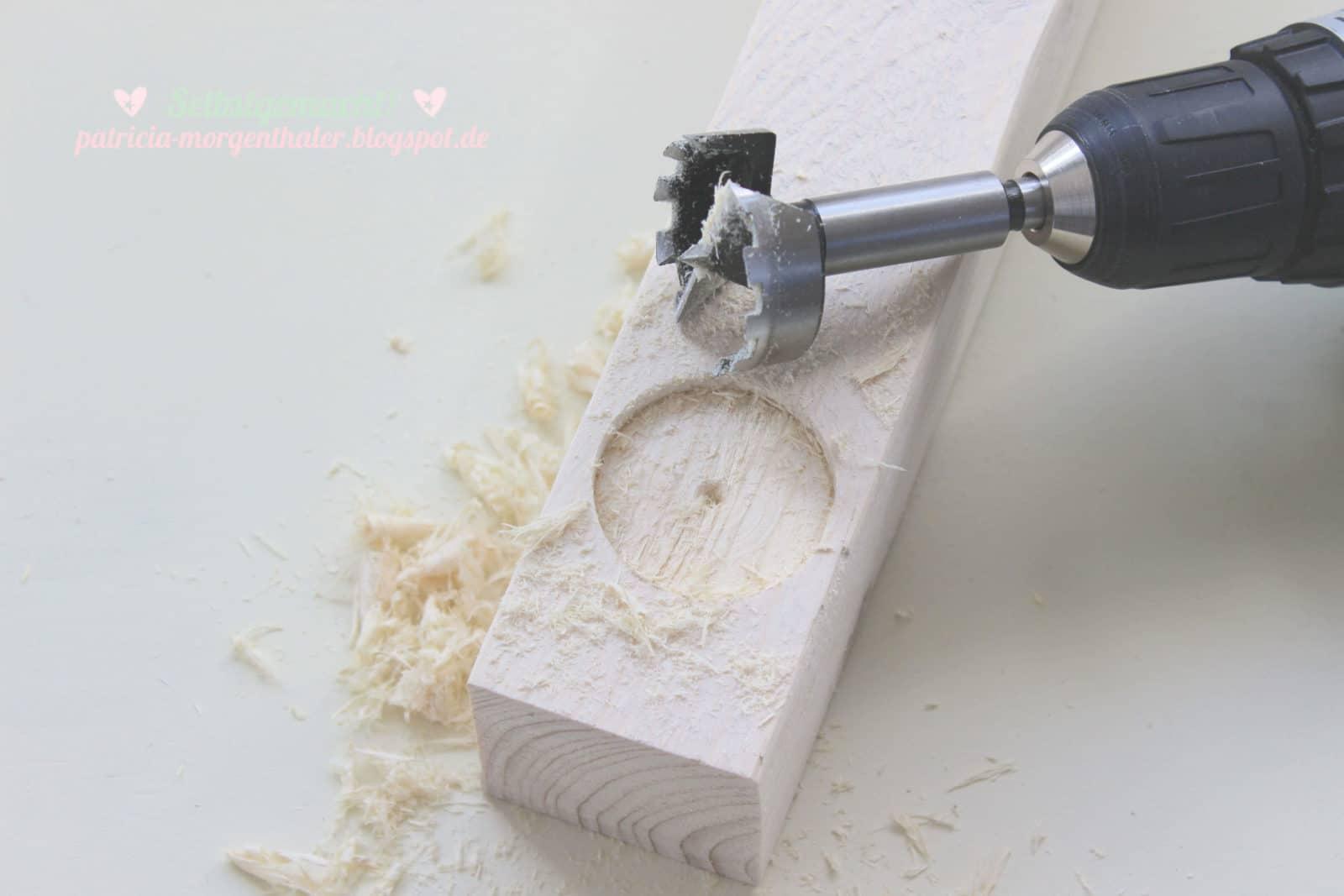 diy: praktisches schlüsselbrett - handmade kultur
