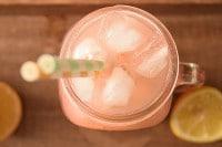 DIY Zitronen-Wassermelonen Limonade