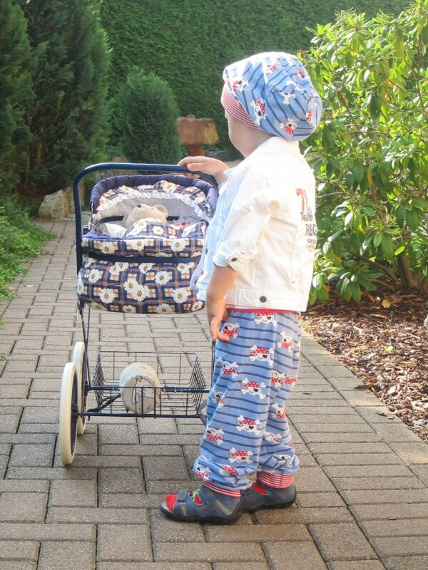 Sarihose für Kinder